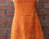 Orange You Glad Your Wearing This Apron by Maren