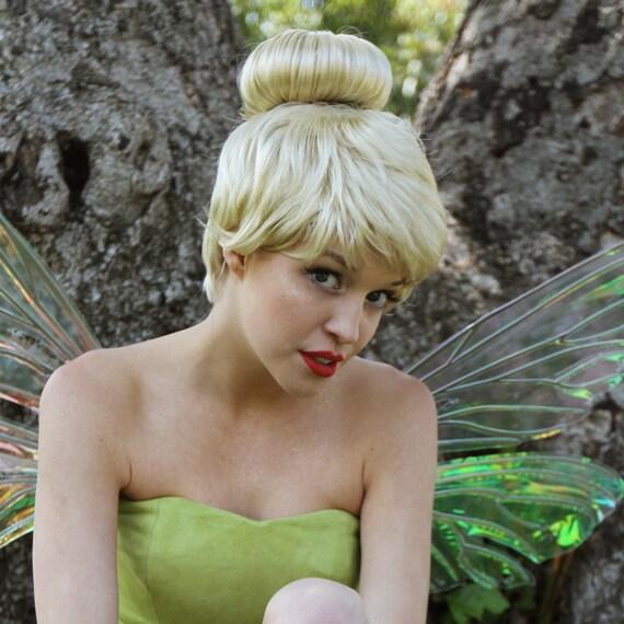 Tinkerbell Adult Costume Wig - A True Enchantment Original