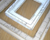 Shabby chic Picture Frame 16x24, 18x24 or 20x24 Large rustic frame 63 color choices Colored barn wood picture frame ( Avail. in ANY size )