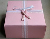 Breast Cancer Awareness Box - proceeds for charity