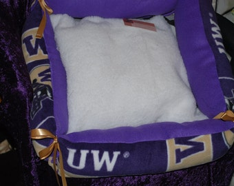 Huskie Pet bed made,and ready to ship