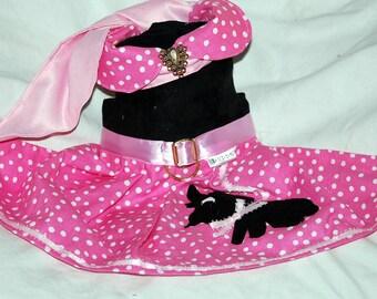 The Pink Yorkie Skirt