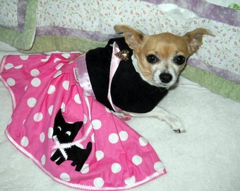 The Pink Chihuahua Skirt