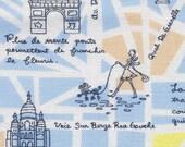 Leisurely Paris Life Blue Combo Block-EK-QS29608B