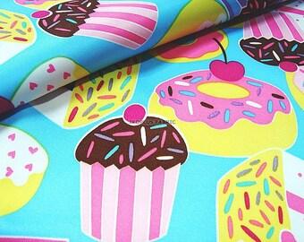 Sweet  Yummy Cakes - Waterproof fabric - EK-QS38202