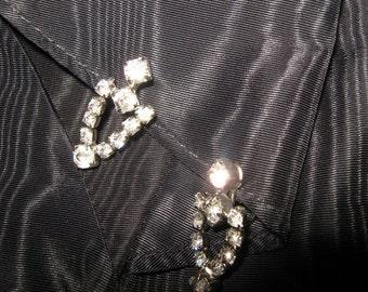 Rhinestone Chandelier Earrings FREE US SHIPPING