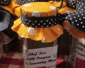 Chef Tess All Purpose Seasoning Blend (Artisan  Plastic Bottled)