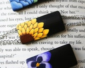 Hand-Painted Flower Bracelet (YOU CHOOSE)
