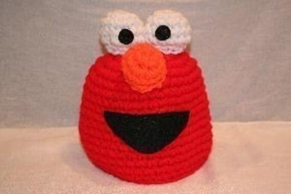 Unique handmade hat - adult size crochet character hat - fun and unique