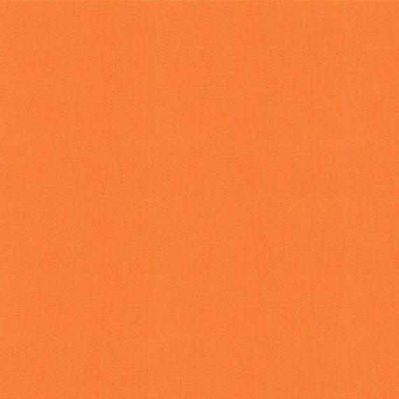 Bella Solid in Orange