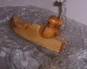 Bathtub Boat