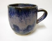 18 oz Northern Lights Porcelain Mug