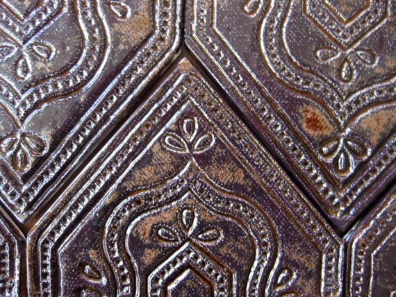 Chocolate Brown Large Ceramic Tiles