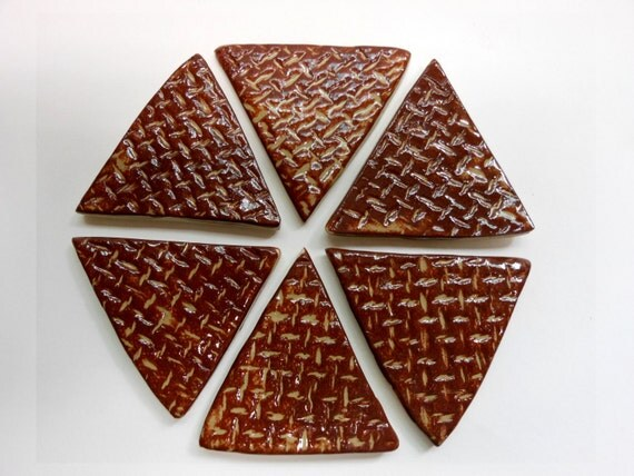 Triangle Mosaic Tiles