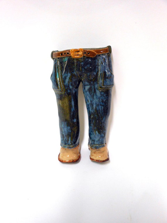 World Wide Pants Wall Pocket