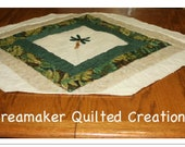 Tropical Breeze Quilted Centerpiece  SALE