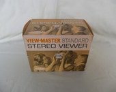 1950's View-Master Standard Stereo Viewer by Sawyers