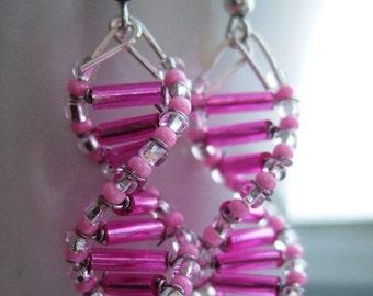 Flirty Genes - DNA earrings