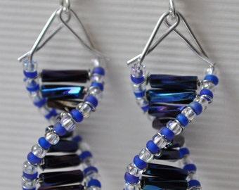 Mystique Genes - DNA Earrings