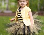 Lil Bumblebee Tutu  - NB to 5T