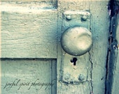 Reserved for Gretchen  - Open the Door 8x10 Fine Art Photograph