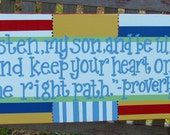 Proverbs Patchwork