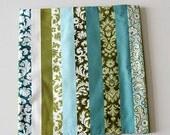 1 yard Bleeker Street Stripe Michele D'Amore Marcus Brothers Fabric Destash