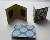 Mini Magnetic Bookmarks