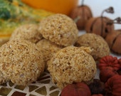 Pumpkin Pie Macaroons, With or Without White chocolate :) Your choice.