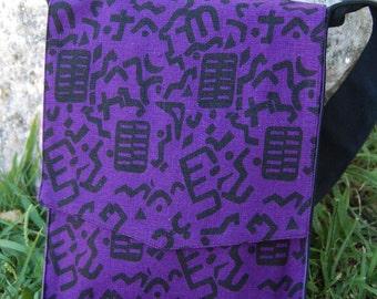 Purple Hip Bag