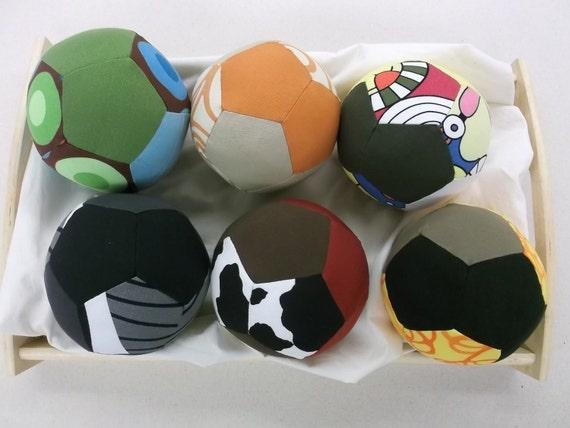 Canvas Print Fabric Ball