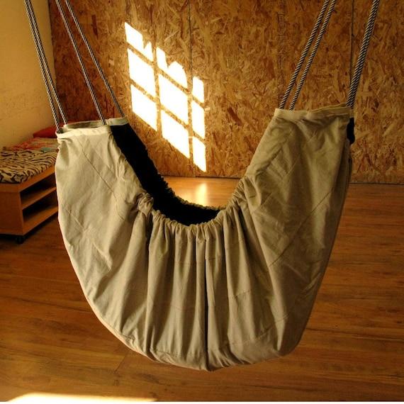 ZAZA baby hammock, swing, cradle, cot, crib - Honeycomb