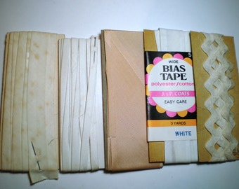 Vintage Rick Rack - Bias Tape - Hem Tape