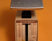 vintage postal SCALE or letter scale