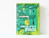 Mid Century Spanish Textbook