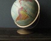 Vintage Globe Fully Rotating Replogle 631 From NowVintage on Etsy
