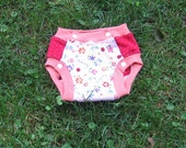 Tinkle Time Trainer Butterfly Snap Training Pants 2T/3T