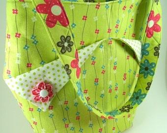 Madison Bag Sewing Pattern PDF Tutorial