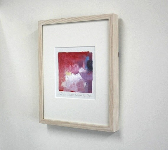 wood frame for your 9x9 painting 9 cm x 9 cm app 4