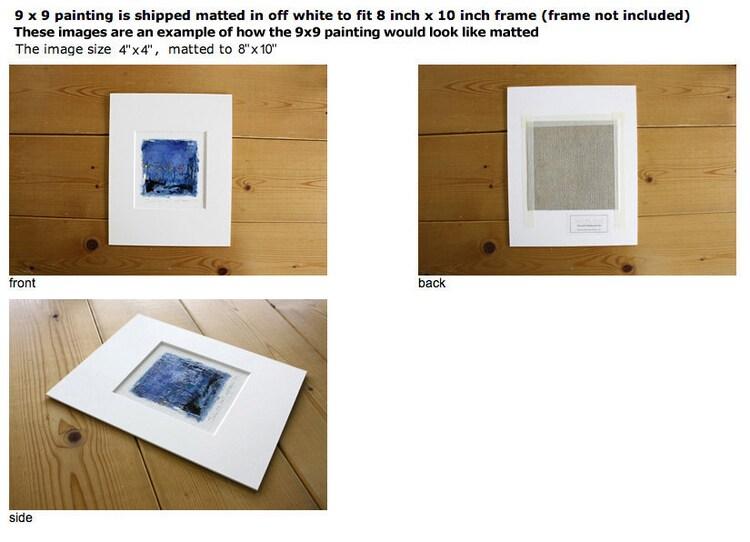 Apr 8 2014 Original Abstract Oil Painting By Hiroshimatsumoto