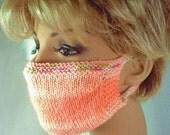 Knitting Pattern Surgical Mask Pattern PDF  INSTANT DOWNLOAD