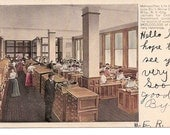 VINTAGE POSTCARD - METROPOLITAN LIFE INSURANCE CO.'S HOME OFFICE BLDG, N.Y. CITY