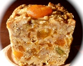 Fruitcake, Curried Apricot, one pound (approximate)
