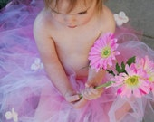 Pink and Whit Tutu