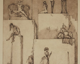 Etching - The Models
