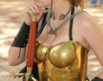 Warrior Womens Breast Plate.
