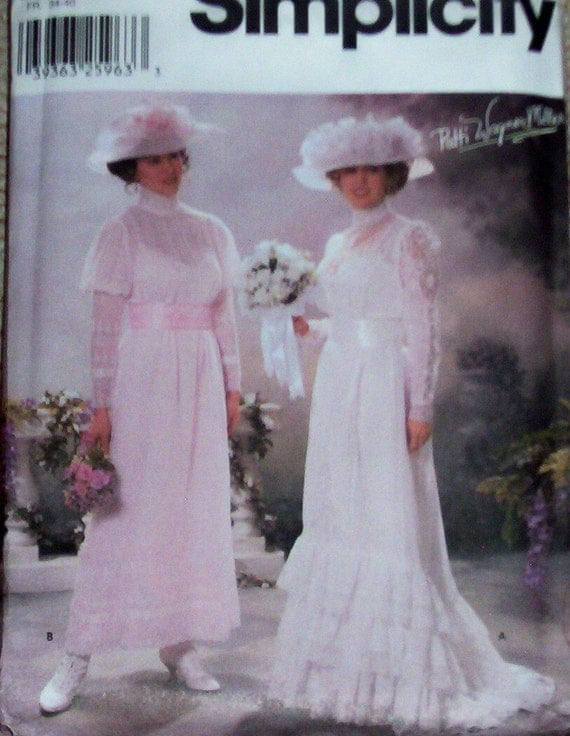 Vintage Victorian: 1900s Evening Fashions