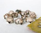 Vintage Bead Rose Montees Rosaline Jewels Sew On Pale Pink 5mm vgb0292 (12)