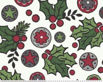 Blake Designs -- Holly Jolly Leaves-- by Jen Allyson of My Minds Eye.