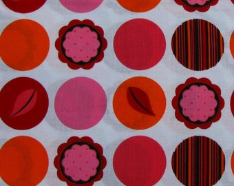 Andalucia Mod Dot fabric by Patty Young